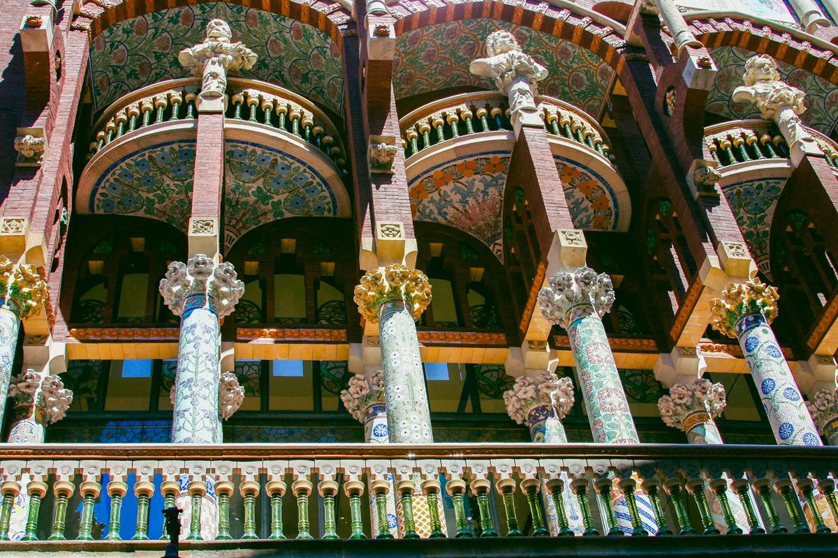 Palau de la Musica Catalana-16