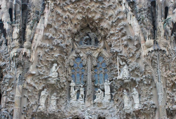 familia sagrada barcelona
