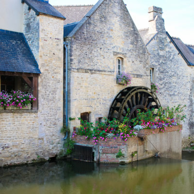 Strolling through Bayeux