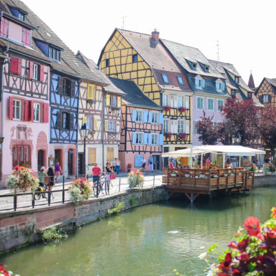Colmar is like a Visit to a Fairytale
