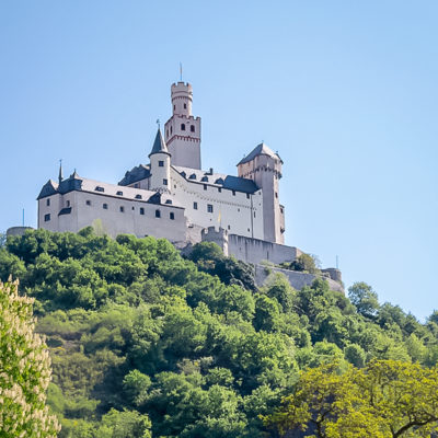 Braubach and a visit to Marksburg Castle