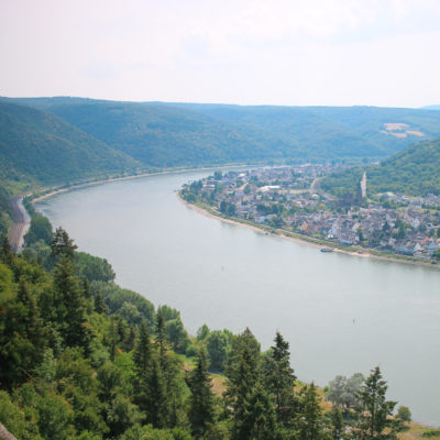 Middle Rhine – Castles, Historic Villages and Landscapes