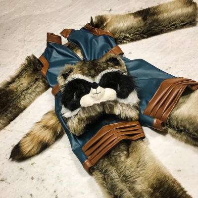 Rocket Racoon – DIY Costume