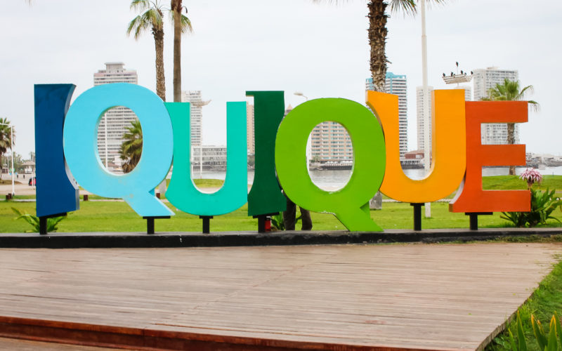 Iquique a Cool Town
