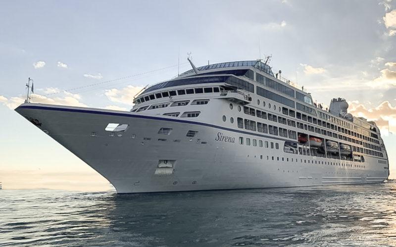 Trip Around Cape Horn – South America Cruise