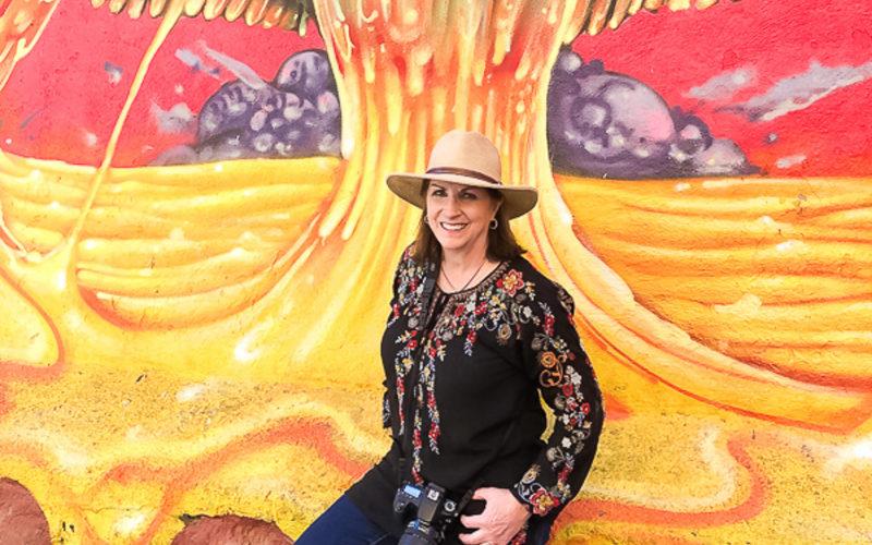 Valparaiso Colorful Murals