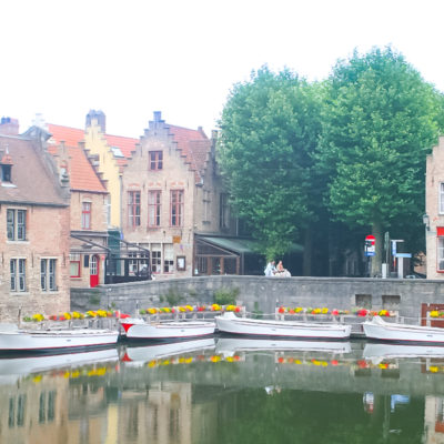 Don't Miss Charming Bruges